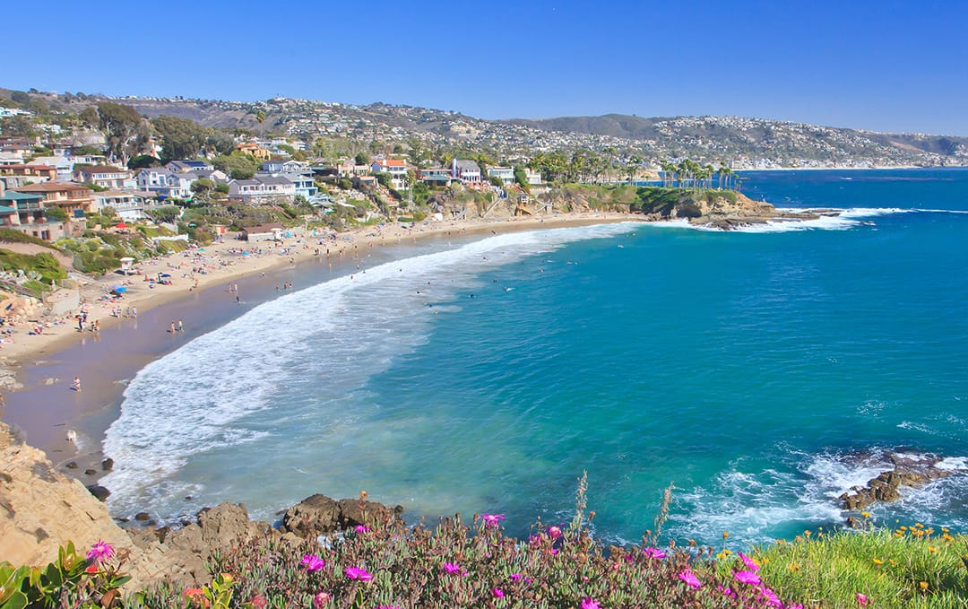 Laguna Beach Best Orange County Suburbs
