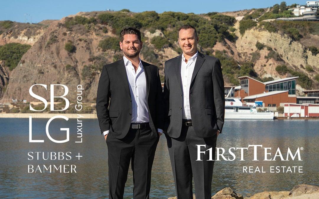 Christian Stubbs and Larry Bammer of the Stubbs & Bammer Luxury Group